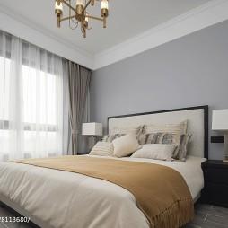 新装饰主义美式客房设计图