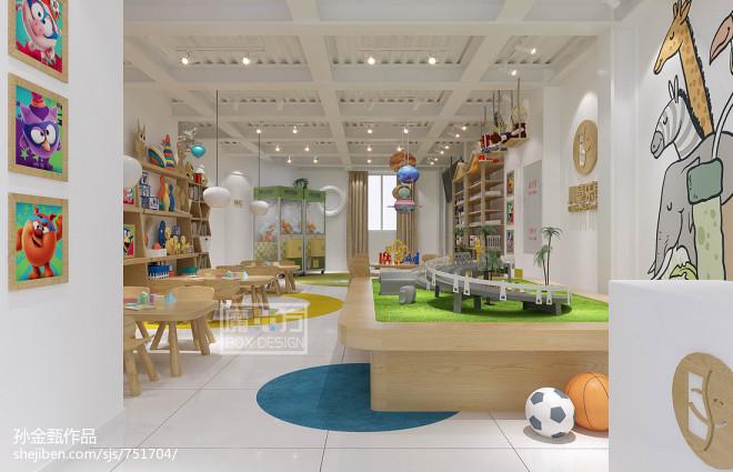 石景山儿童乐园空间设计_321362