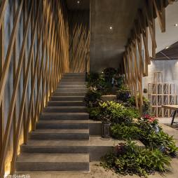 梧桐生展览馆台阶设计