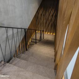 梧桐生展览馆楼梯设计