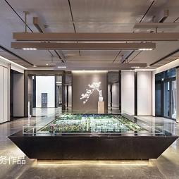 售楼中心沙盘设计