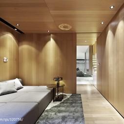彩虹花园别墅客厅设计