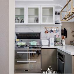 轻奢厨房设计图