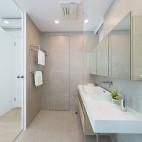 简约风浴室设计