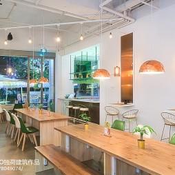 WHEAT 餐厅室内设计