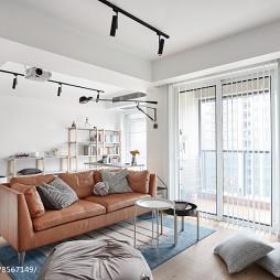 89平小户型客厅设计