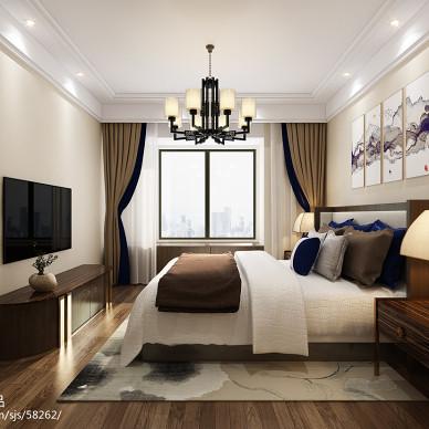 室内设计师梁崎瑞设计【新中式】_3230426