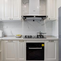 190㎡现代美式厨房设计