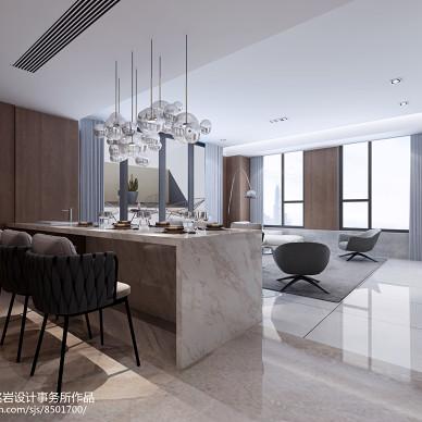天津国贸顶层   城市CBD上空宅邸的都会风_3231139