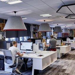 APAX创意办公室办公区设计