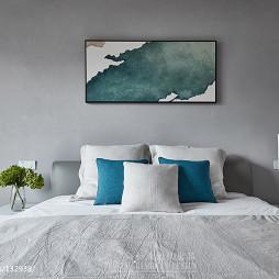 200㎡现代中式卧室设计