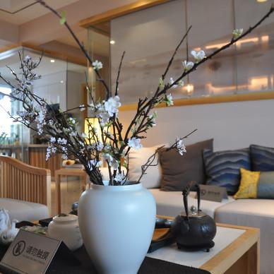 惠州达观上院中式样板间设计_3234317