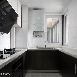 恬静现代厨房设计