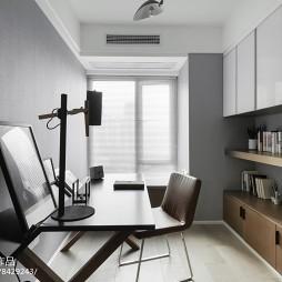 素·简书房设计