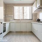 大气中式厨房设计