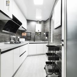 98㎡北欧厨房设计