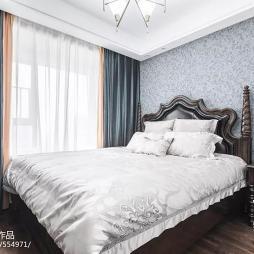 浪漫·美式次卧设计图