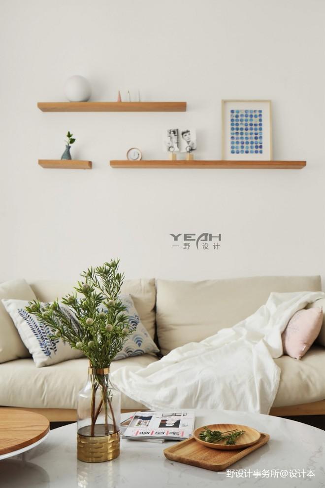 一野设计—澳韵花园 | 89m² |