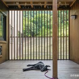 現代自然別墅休閑區設計