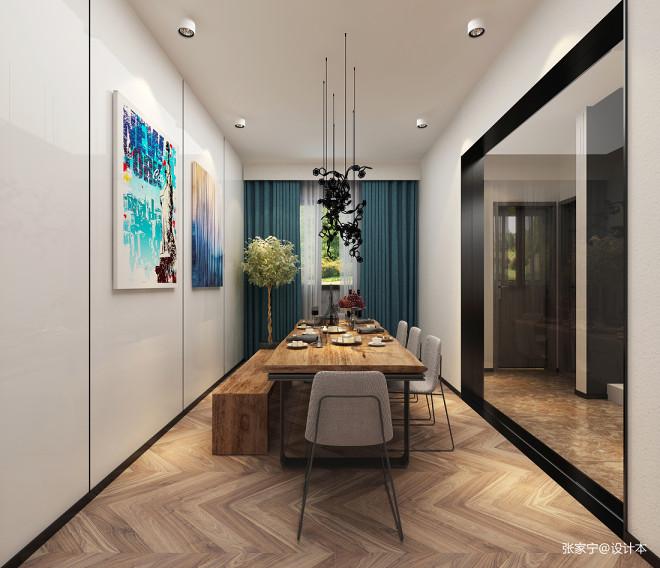 简美的别墅空间--纤美_324544