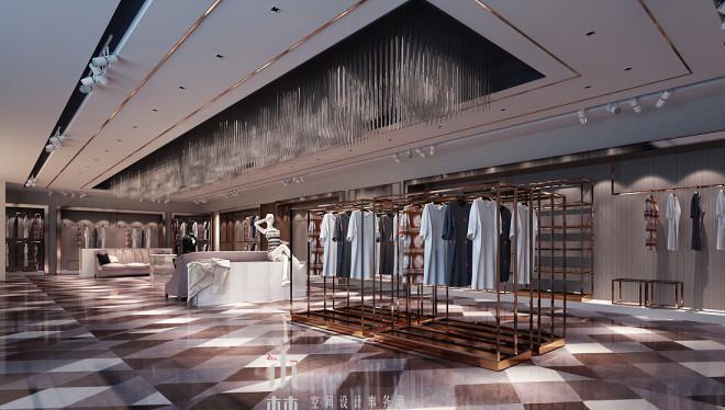 香港弗雅帝皮草有限公司展厅项目