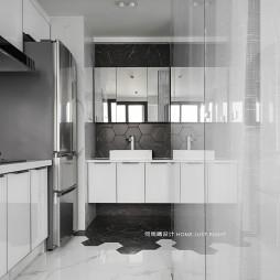 现代小户型厨房设计
