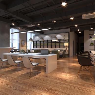 写字楼办公空间设计_3256170