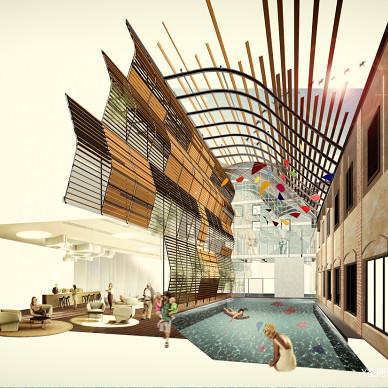 马德里酒店公寓改造_3257052
