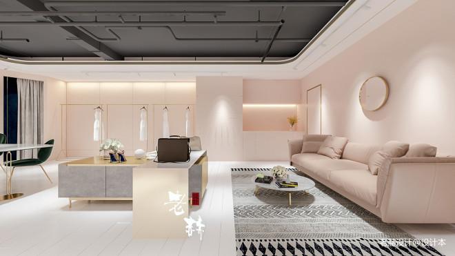 平和堂服装店设计_3257195