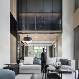 融创北京壹号庄园客厅设计图
