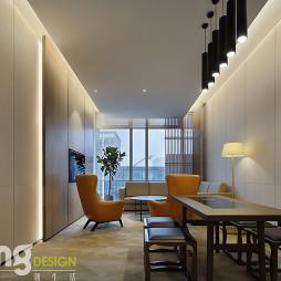 深圳湾总部基地VIP接待室设计图
