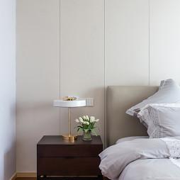 静谧优雅卧室床头灯设计图