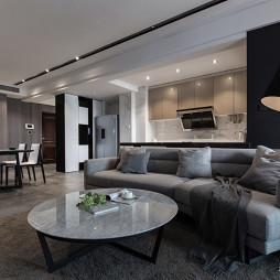 台式风格客厅沙发图