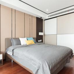 优雅中式卧室衣柜设计图