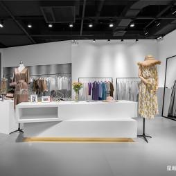 JYY服饰店展示柜设计图