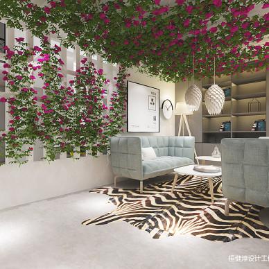 创意园loft办公室设计_3278842