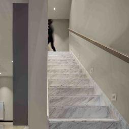 别墅楼梯设计实景