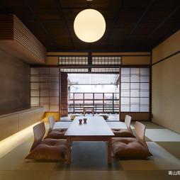 京都 Guest House合庭榻榻米设计图