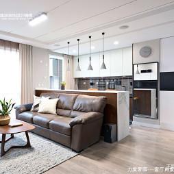 力度家園小戶型客廳設計圖