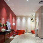 600㎡瓷砖展厅卫浴展区设计