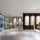 600㎡瓷砖展厅大厅设计图