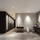 600㎡瓷砖展厅洗手台设计图