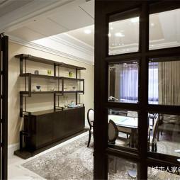 贵阳别墅设计 未来方舟别墅新古典风格装修设计案例_3283991