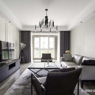 晓安设计|美式荧幕中,黑白灰的温文尔雅_3284005