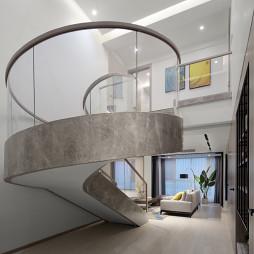 360平简约楼梯设计图