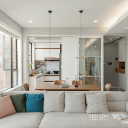 160平方米客厅设计图