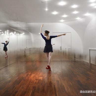 ANZAS 舞蹈教室内部设计图片