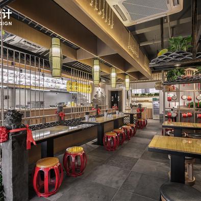 【第一客】翠竹店餐厅设计图