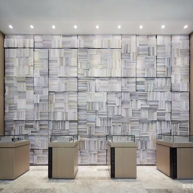 萬科金色里程銷售中心設計圖片