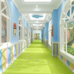 成都早教装修设计|成都幼儿园装修设计_3294249